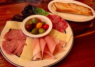 Italian Meat Platter 2